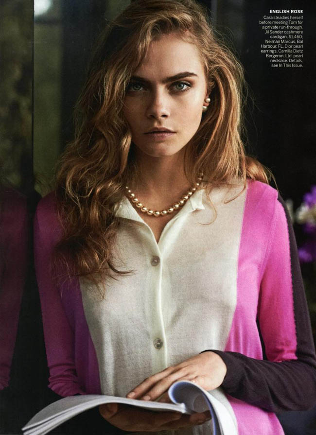 01_Cara Delevingne by Peter Lindbergh Vogue-US-maio13_01