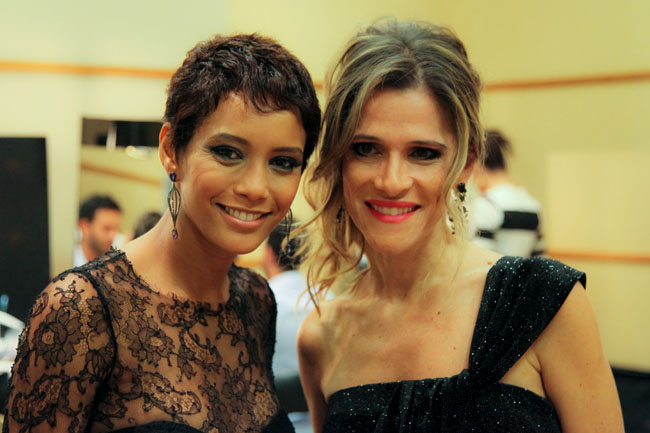 Tais Araujo e Ingrid Guimaraes 27-03-2013 Foto- Alex Furquim-2