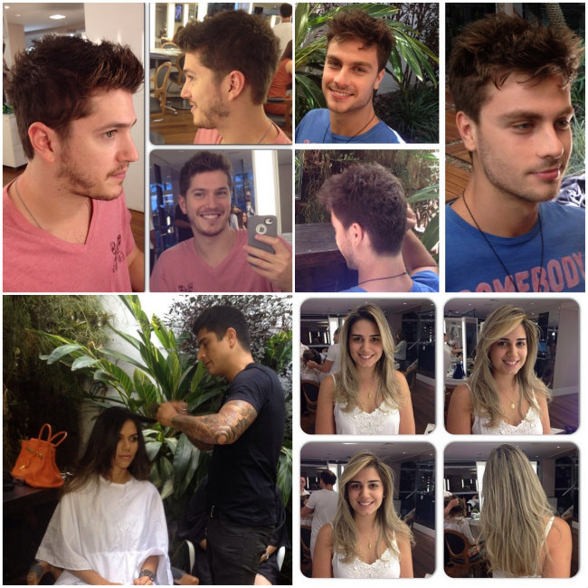 instagram da semana hair
