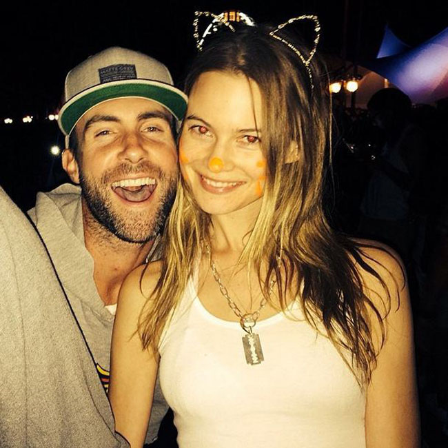 Adam Levine and Behati Prinsloo for Most Attractive Couple