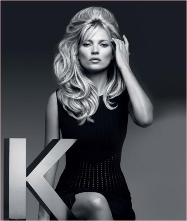 Kerastase Paris USA Kate Moss