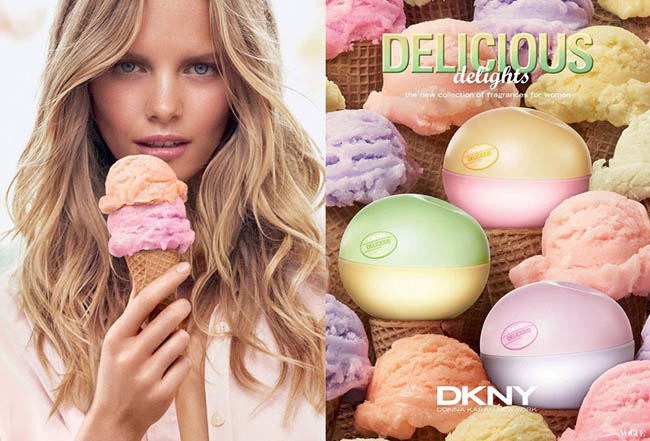 delicious-delights-dkny-fragrance-ad-campaign