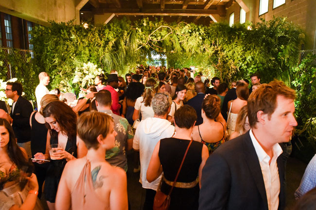 Summer Party on the High Line Presented by COACH
