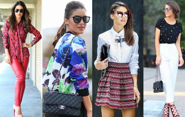 Get The Look Camila Coelho